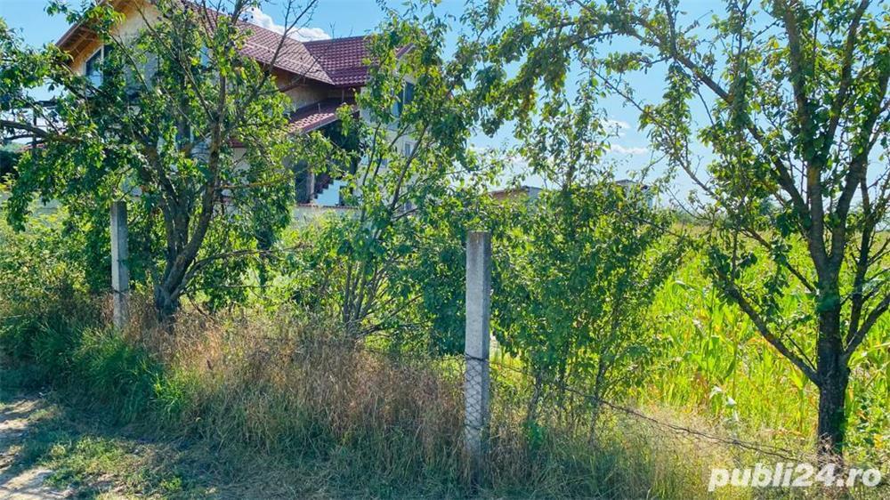 Vânzare teren Podenii Noi Prahova