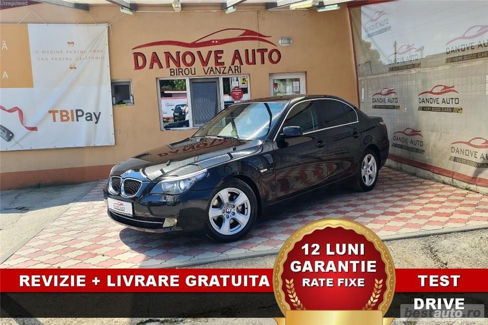 BMW Seria 5 Revizie + Livrare GRATUITE, Garantie 12 Luni, RATE FIXE, Automata