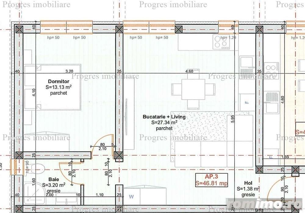 Apartament 2 camere - loc de parcare - bloc nou - 55.000 euro