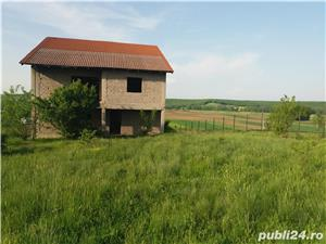 Vand Casa la rosu + teren in BALS(Comuna Baldovinesti) - imagine 3