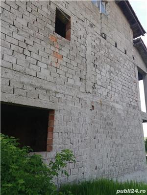 Vand Casa la rosu + teren in BALS(Comuna Baldovinesti) - imagine 7