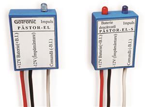 Generator de impulsuri pentru gard electric  PASTOR-EL(S) - imagine 1