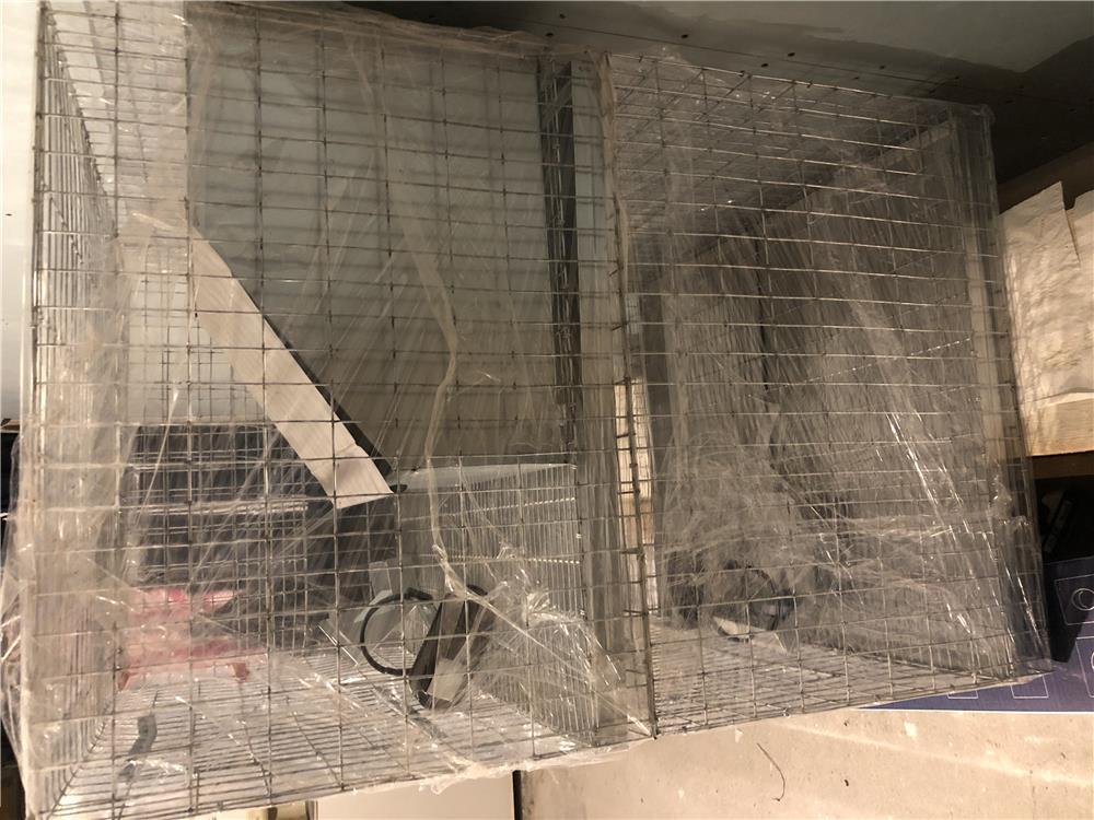 Cusca iepruri/ 100 cm cu un compartimente - imagine 4