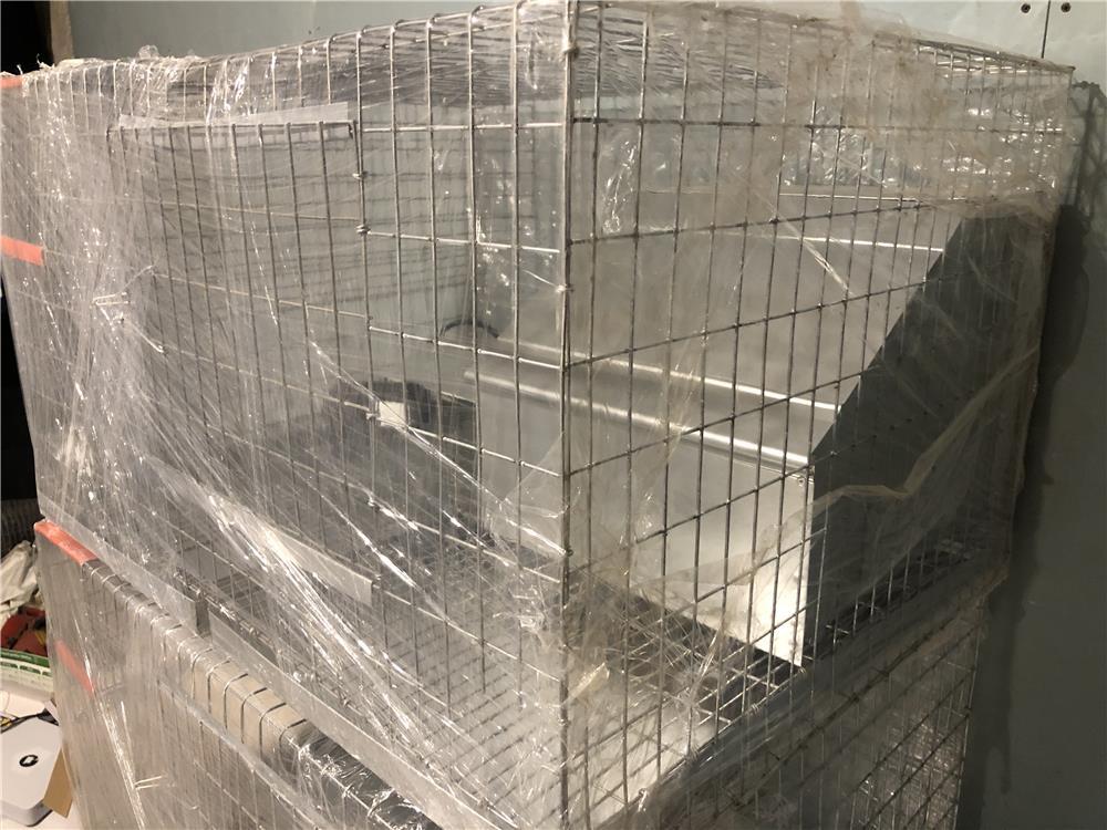Cusca iepruri/ 100 cm cu un compartimente - imagine 2