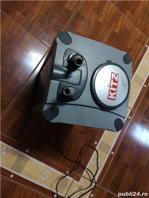 Filtru acvariu extern kitzz 1300 l/h - imagine 2