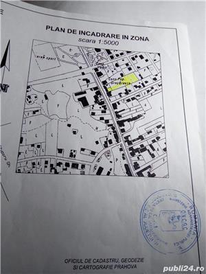Casă și teren 1860 mp , Republicii nr. 74  ( casa este GRATUIT )  în Breaza - Prahova  - imagine 9