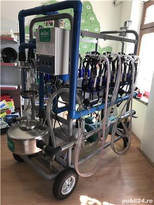 Masina de muls mobila Gardelina 2x4 - imagine 2