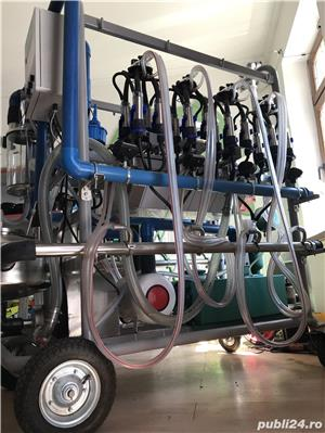 Masina de muls mobila Gardelina 2x4 - imagine 1