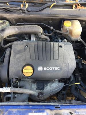 Dezmembrez Opel Vectra C 1.8 benzina 2005 - imagine 4