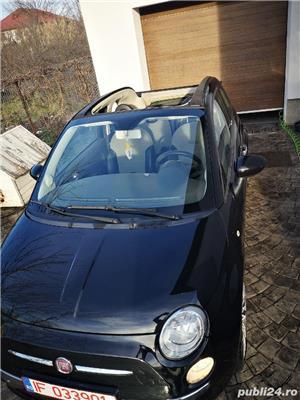 Fiat 500 Cabrio - imagine 8