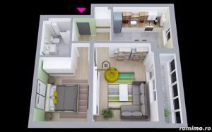 Apartament 2 camere CLASA PREMIUM  PIPERA Rond OMV - imagine 10