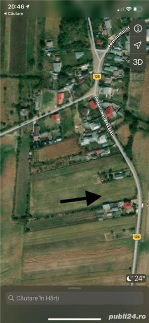 Vânzare teren Podenii Noi Prahova - imagine 2