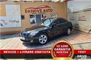 BMW Seria 5 Revizie + Livrare GRATUITE, Garantie 12 Luni, RATE FIXE, Automata - imagine 1