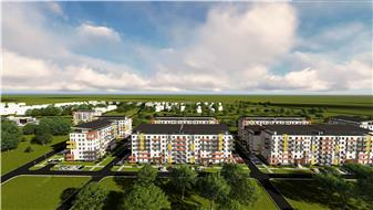 CITY RESIDENT - apartamente de vanzare in Timisoara - www.city-resident.com
