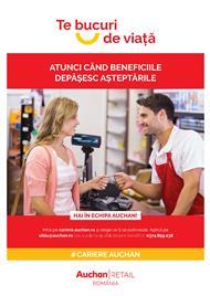 Resurse Umane Auchan Sibiu