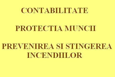 CONTABILITATE -SSM-PSI