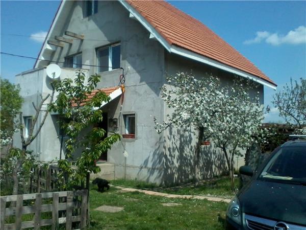 Vanzare  casa  4 camere Timis, Dragsina  - 75 EURO