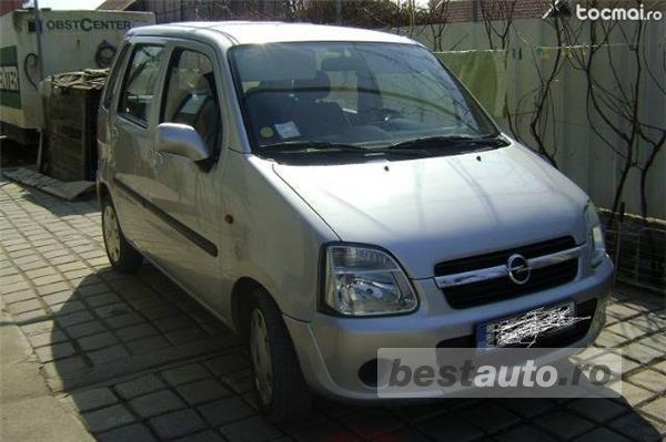 Opel Agila multifunctionala