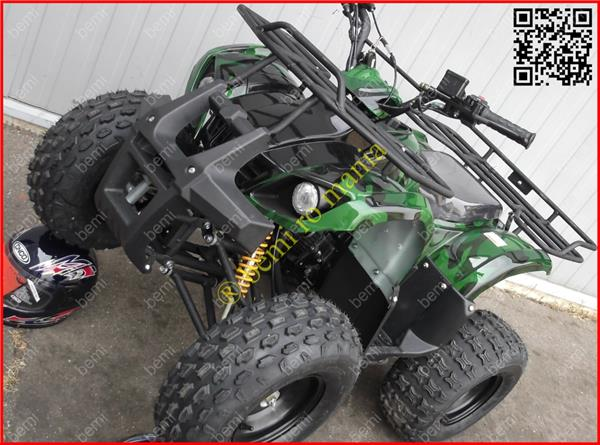 Atv NEW HUMMER 8 GRIZZLY cutie cu 3 trepte forta +Reve