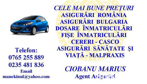 asigurari auto