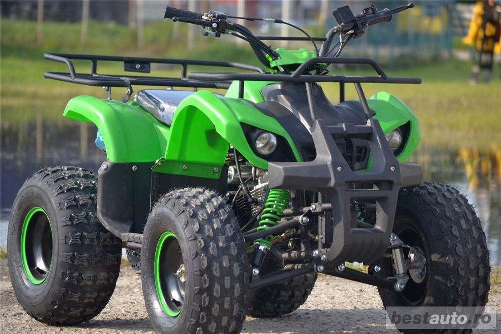 Atv ATV Grizzly Imperial 3+1 Treapta de forta