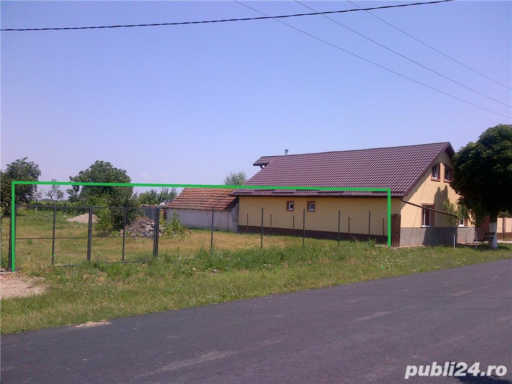 Vanzare  terenuri constructii  189 ha Timis, Sag  - 11340000 EURO