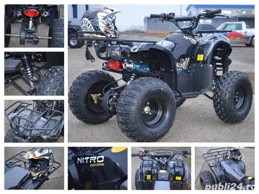 Atv Model Nou: ATV Grizzly R8 125 CC  New-Design->Adva