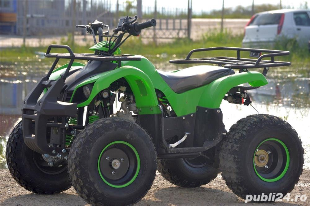 ATV Grizzly R8