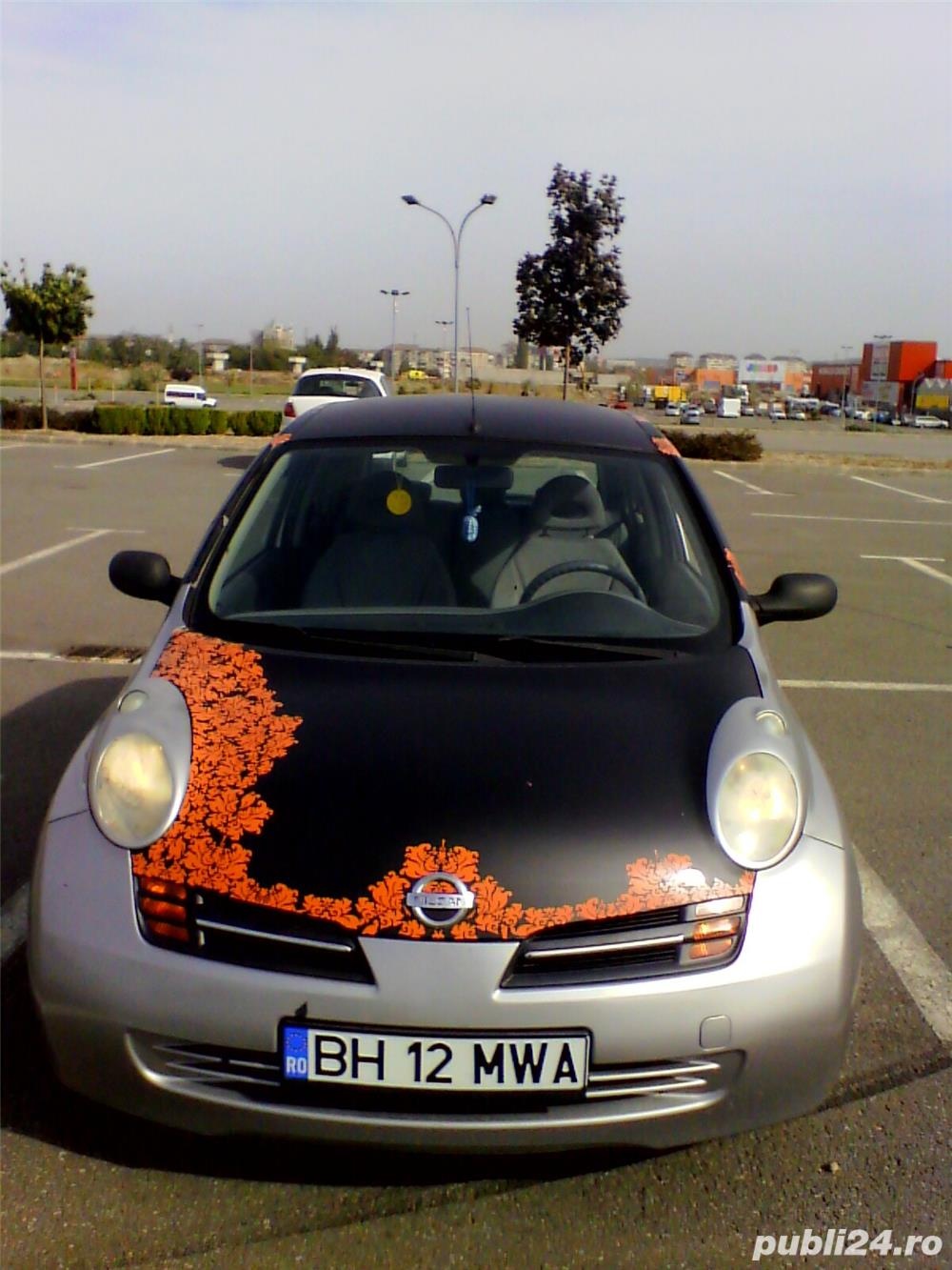 Nissan Micra *limited edition*