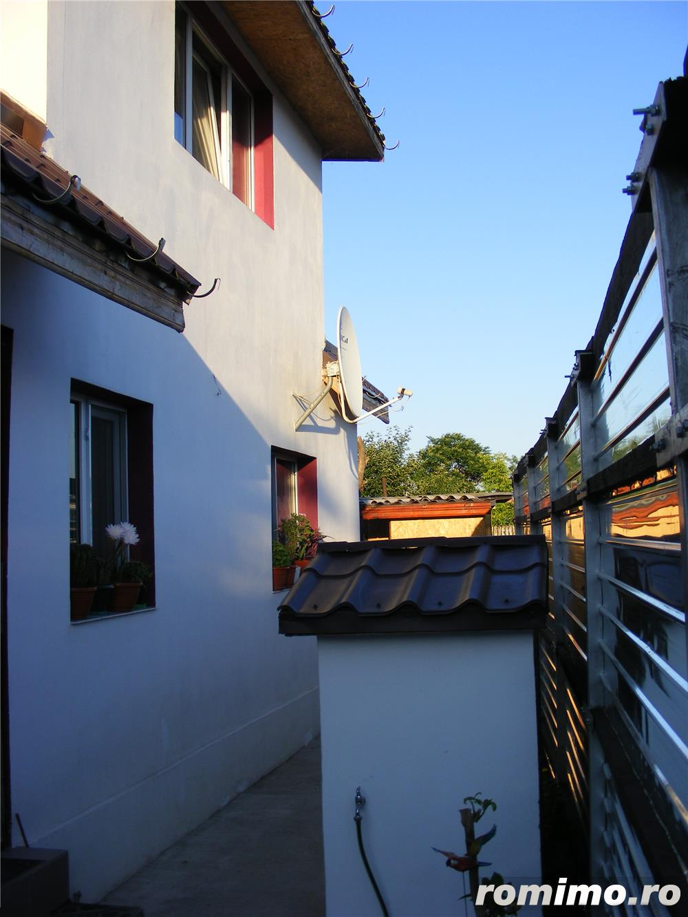 casa mansardata la doar 15 minute de Bucuresti