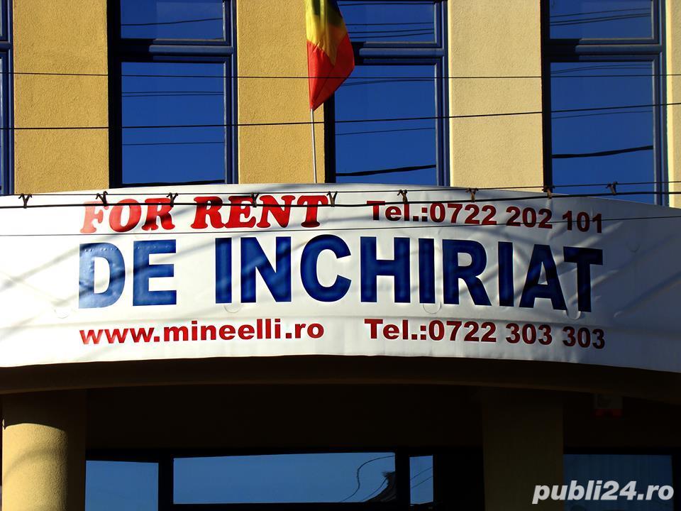 spatiu comercial/birouri de inchiriat +parcare privata