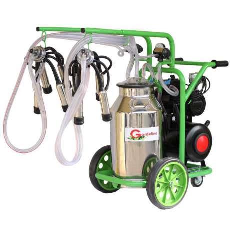 Aparate / aparat de muls vaci instalatie mulgatoare cu un post mulgatori cu doua posturi