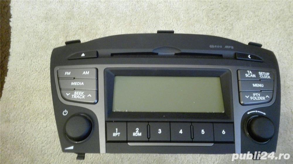 Unitate audio Hyundai Ix35 2014