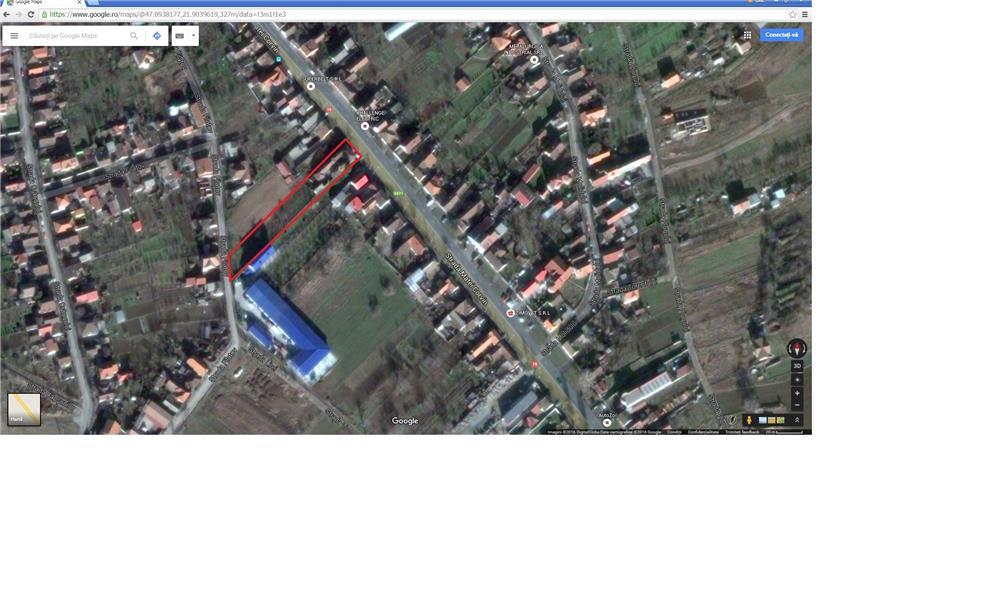 FIRME CARE VAD POTENTIAL IN LOCATIE SI CLADIRE, Casa 500 mp construit 1500 mp teren,