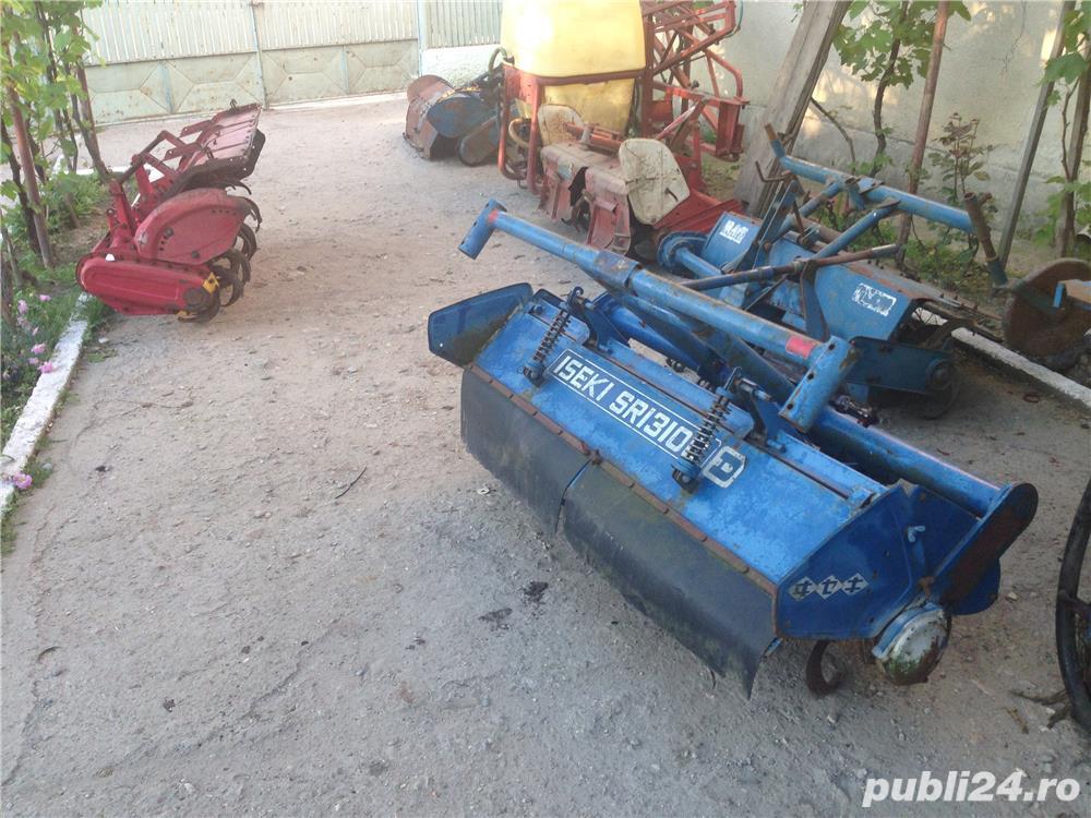 Freze tractor , tractorase