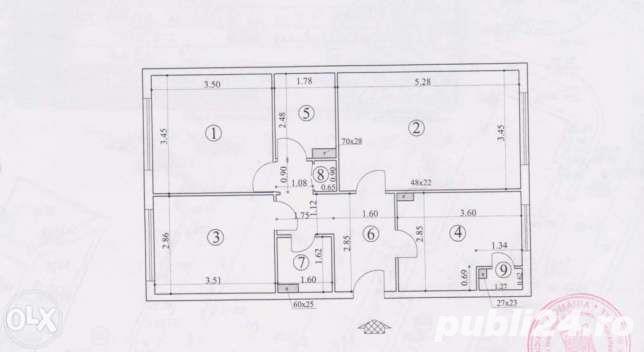 vand apartament 3 camere decomandat confort 1