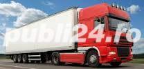 soferi de tir ( camion 40 tone)pentru transport intern si international ( UE), cu experienta.