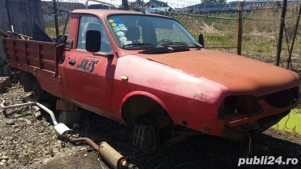 Dacia 4WD pick-up