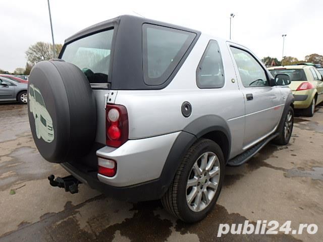 Dezmembrez Land Rover Freelander 1.8i 2.0td4 An 1998-2006 piese.