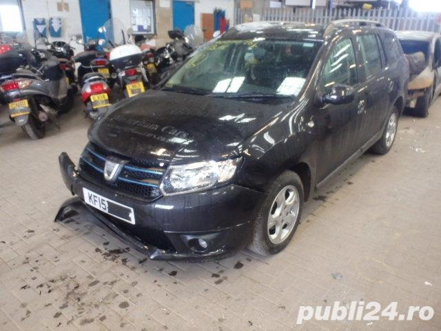 Dezmembrez Dacia Logan 1.2i 1.5 diesel an 2014 piese.