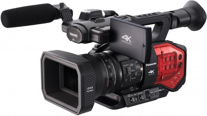 Panasonic DVX200 4K Cinema . Some Leads. Others Follow