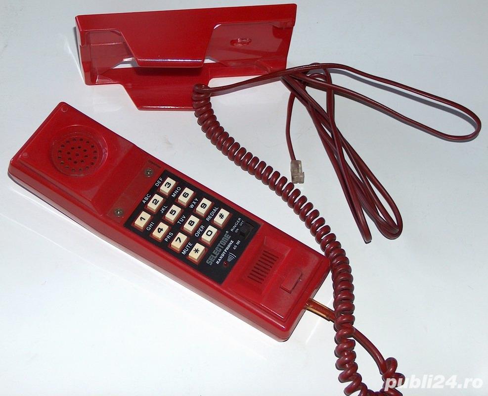 telefon analogic cu taste din anii '80