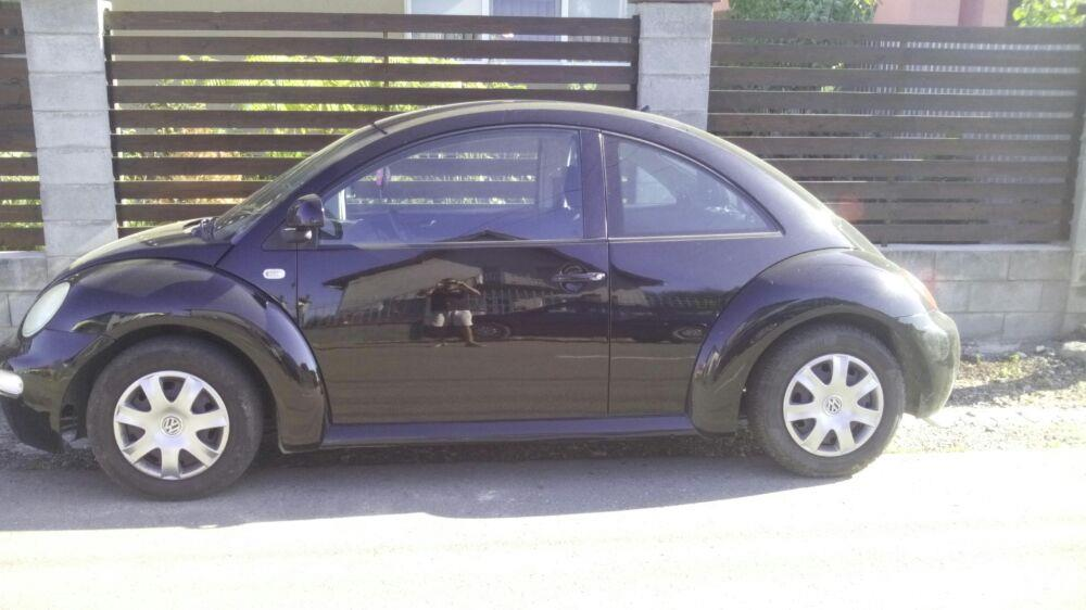 Vw Beetle sau schimb 1200 euro. Caut Dubita sau Monovolum.  Ofer  diferenta.