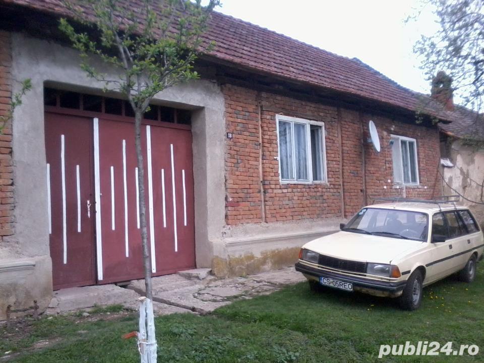 Vanzare  casa  3 camere Caras Severin, Ciortea  - 10 EURO