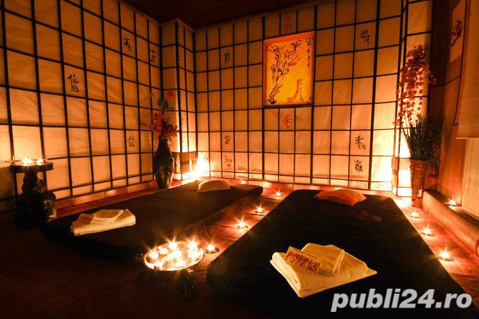 Vand brand saloane de masaj HotAngels, 12 ani vechime, 3 saloane, 30 posturi de lucru simultan.