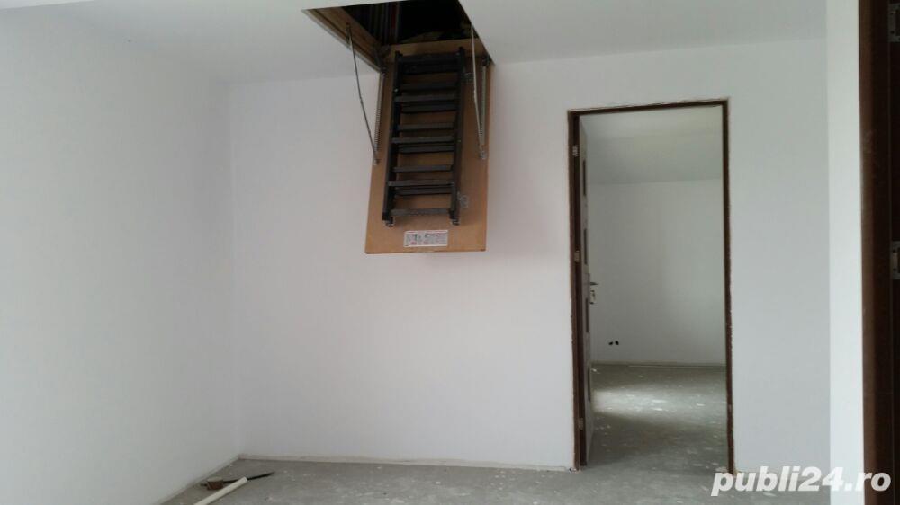 Vila cu teren la pret de apartament