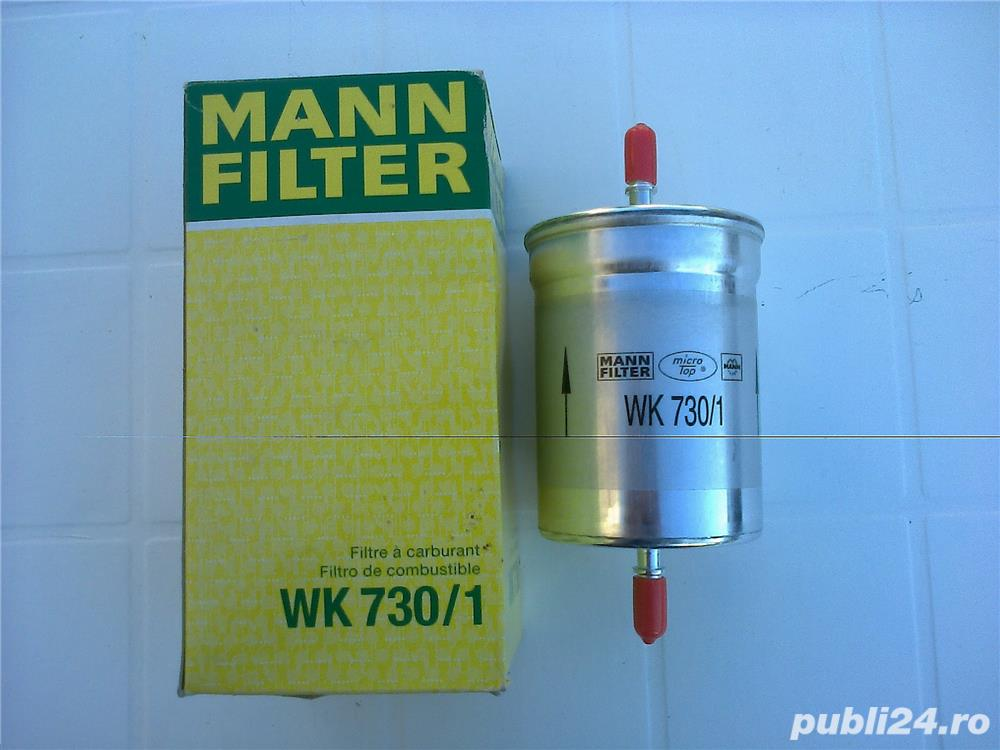 Filtru benzina Mann WK 730/1 pentru Golf 4