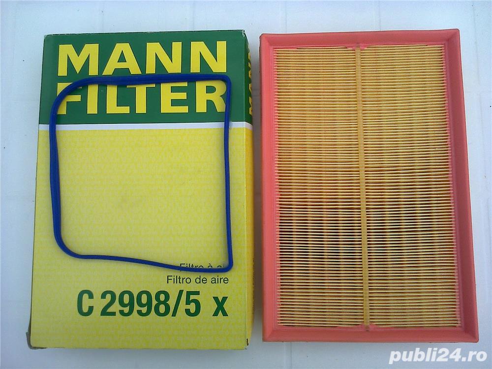 Filtru aer Mann C 2998/ 5x pt Golf 4 si 5