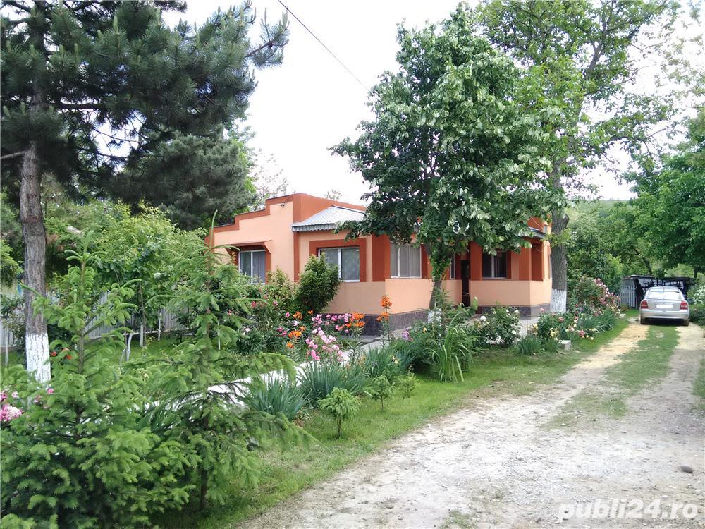 Casa cu mult teren Suhurlui - Galati