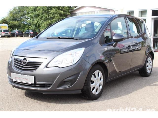 Opel Meriva B I.T.P. 10/2020
